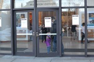 The Princeton art museum.
